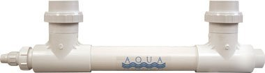 Aqua Ultraviolet® 100 Watt SL Series UV Unit, 3'' Outlets, 240V/60Hz (With Wiper)