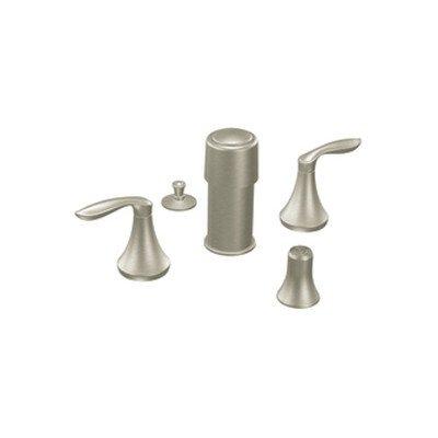 Moen T5220 Eva Two-Handle Bidet Faucet