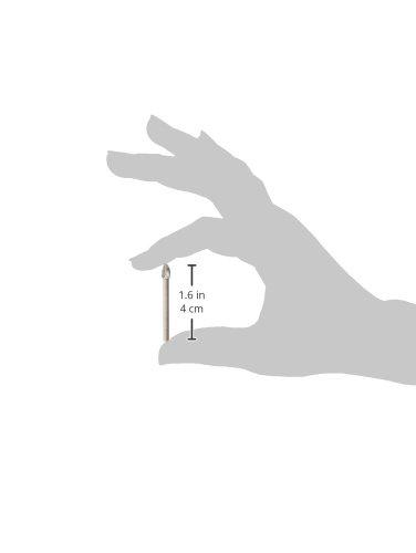 SGS Tool Company 12850 SD-53 Carbide Bur 0.187 Diameter 1//8 Shank Diameter