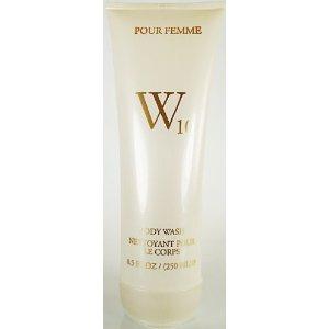 w10-pour-femme-tan-enhancing-body-wash-nettoyant-pour-le-corps-85-fluid-ounces-250ml-price-is-for-1-