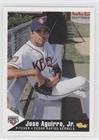 1994 Classic Cedar Rapids Kernels - [Base] #2 - Jose Aguirre