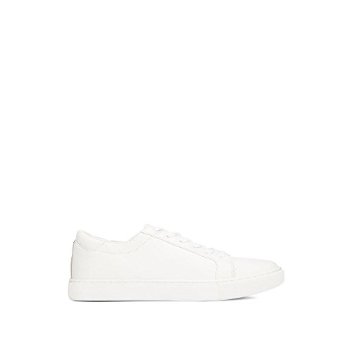 Kenneth Cole New York Women's Kam Techni-Cole Lace Up Sneaker Leather Fashion, White, 7.5 M US from Kenneth Cole New York