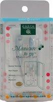 Earth Therapeutics Manicure To Go 1 Kit (Earth Therapeutics Manicure Set)