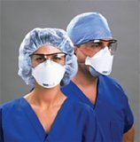"""SPECIAL"" 3M 1870 N95 RESPIRATOR AND SURGICAL MASK CS/6 BOXES(120 MASKS)"