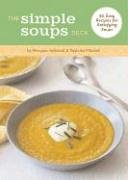 The Simple Soups Deck: 50 Easy Recipes for Satisfying Soups by Maryana Vollstedt, Paulette Mitchell