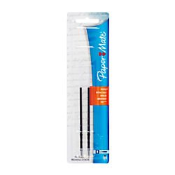 paper-mate-1747206-ink-refills-for-profile-ballpoint-pen-bold-point-blue-2-pack