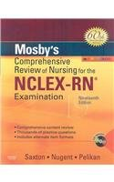 Mosby's Comprehensive Review of Nursing for NCLEX-RN Examination - Text and E-Book Package, 19e