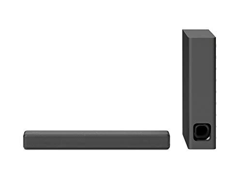 Sony HT-MT300/B Powerful Mini Sound bar with Wireless Subwoofer, Black (Renewed) (Subwoofer Sony Refurbished)