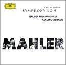 マーラー:交響曲第9番(マーラー/アバド(クラウディオ)/ベルリン・フィルハーモニー管弦楽団)