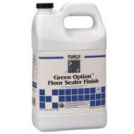 (Franklin Cleaning Technology Green Option Floor Sealer/Finish, 1 gal Bottle - FRKF330322 )