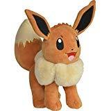 Pokémon Eevee Plush Stuffed Animal Toy - 8