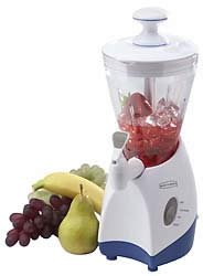 Back to Basics SJR400T Smoothie Twist Smoothie Maker with 48-Ounce Plastic Jar (Discontinued by (Best Back To Basics Blenders)
