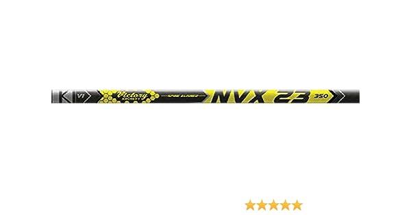 Victory NVX 23 Elite 400 Shafts 1 Dozen