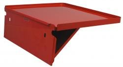 Sunex 8004 Side Work Bench for 8013A- Red by Sunex Tools (Image #1)