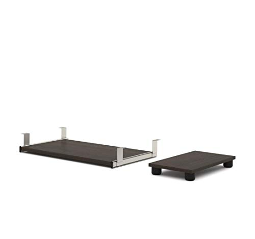 Bestar Keyboard Tray and Monitor Stand - Embassy (Embassy Stands Collection)