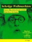 Schräge Weihnachten, 1 Cassette Hörkassette – 2000 Otto Sander Dieter Mann Konrad Beikircher Schräge Weihnachten
