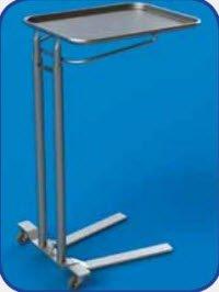 1153151 Mayo Stand Foot Operated SS Ea Mac Medical -MYO-2000 (Operated Foot Stand Mayo)