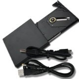 Slim USB 2.0 External CD-ROM CD-RW Burner Drive