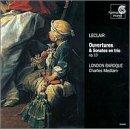 Jean-Marie Leclair: Overtures & Trio