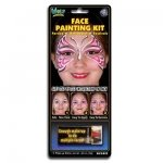 Wolfe FX Butterfly Face Painting Kit Professional Quality (Butterfly Makeup)
