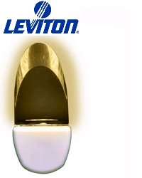 Leviton 49568 W Amber Guide Light