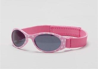 489c8e35e1 Baby Girls Sunglasses with Elasticated Adjustable Head Strap  Amazon.co.uk   Clothing