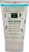 Earth Therapeutics Foot Repair Balm 4 oz ( Multi-Pack)