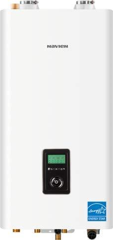 Navien- NFC-175 HIGH Efficiency CONDENSING Combi-Boiler