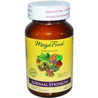MegaFood Therapeutix Adrenal Strength -- 60 Tablets