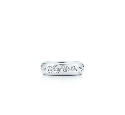 quality design 6b82b 44f83 180年の歴史を詰め込んだ指輪。ティファニーの人気ペアリング ...