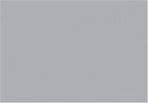 Knorr Prandell 250 x 50 cm Aluminium Crepe, Silver