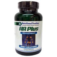 Nutritional Frontiers - HA Plus - 120 Capsules