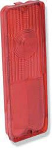 1967-72 Gm Truck Tail Light Lens-Red
