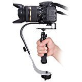 Pinty Handheld Video Camera Stabilizer for GoPro (Black) by Pinty