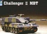 Battle British Tank Main (Trumpeter 1/72 British Challenger II Main Battle Tank)