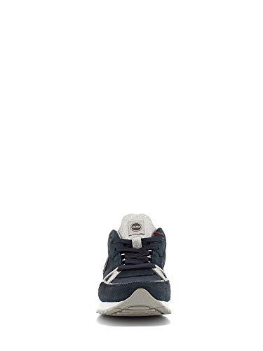 Zapatillas Mujer Colmar Blu Para argento 0qddwBAE