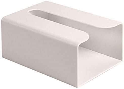 lyqqqq Kitchen Paper Storage Box Paper Box Paste Wall-Mounted Paper Towel Holder Toilet Tissue Box