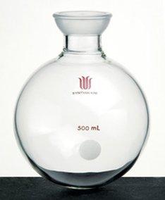 Kemtech F52702L Synthware Round Bottom Flask 2000 mL 35//20 Spherical Socket Joint 1-Neck