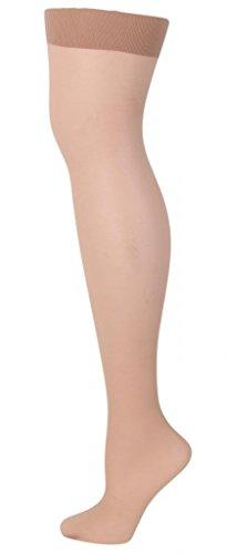 Levante Silk Caresse Silky Soft Sheer Control Top Pantyhose Sughero tall ()
