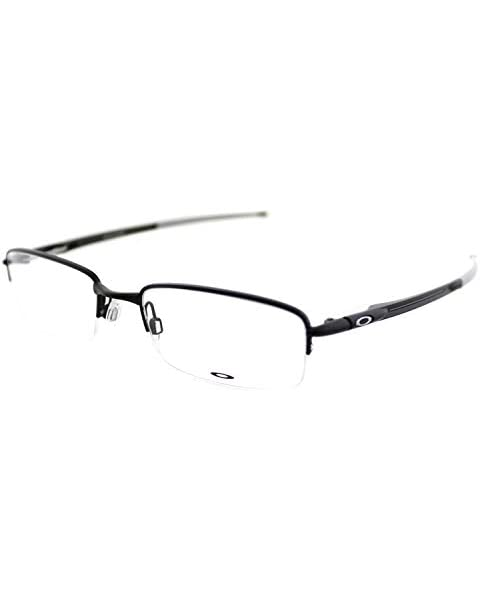 90f487e09bf Oakley OX3111-02 Rhinochaser Eyeglasses-Satin Black-54mm