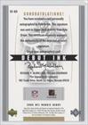 Kyle Orton (Football Card) 2005 Upper Deck Rookie