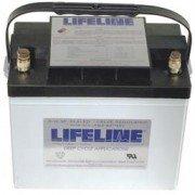Batteries Agm Lifeline - Lifeline Marine AGM Battery GPL-24T