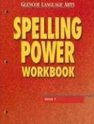 Glencoe Language Arts Spelling Power Workbook Grade 7