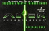 Alien Resurrection Postcard Book: 30 Collectible Images