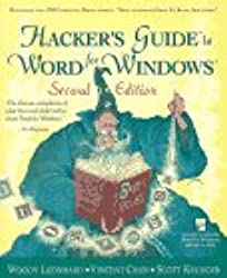 Hacker's Guide to Word for Windows
