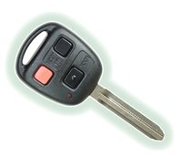 Toyota 89070-35140 Remote Control Transmitter for Keyless Entry and Alarm System