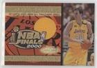 Travis Knight (Basketball Card) 2000-01 Topps Gold Label - NBA Finals Jersey #TT10H ()