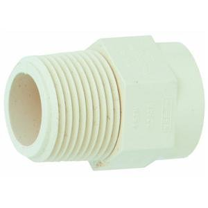 """Genova Products 50407 3/4"""" CPVC Male Adapter"""