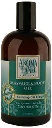 Sage Body Oil - 4