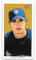 Joel Pineiro 2002 Topps 206 Polar Bear Seattle Mariners Card ()